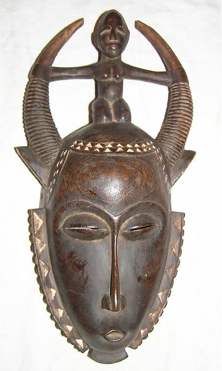 masque africains religieux