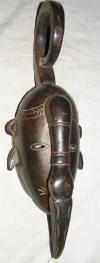 Galerie de masques africains djimini de cote d'ivoire