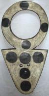 Galerie de masques africains koulango de cote d'ivoire