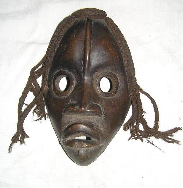 masque africain nom