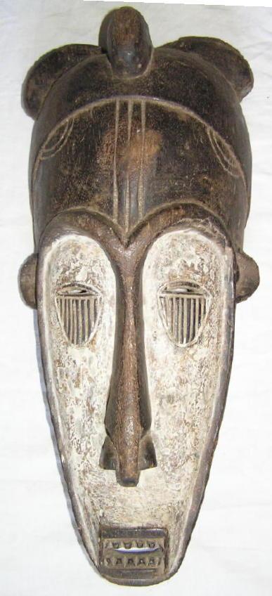 Meilleure vente les ventes chaudes style distinctif MASQUES FANG DU GABON, Galerie Art Africain d'Afrique Noire